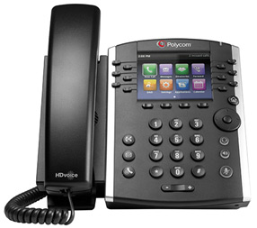 Polycom VVX400 IP Phone