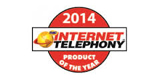 2014 Product of the Year Award for Grandstream UCM 6100 pbx.