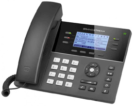 Grandstream GXP1760 phone, winner of the ITExpo 2017 Product of the Year.